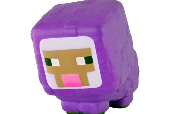 Minecraft Purple Sheep Squish 1